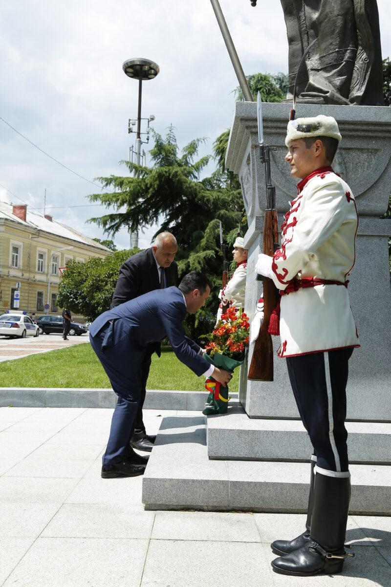 Борисов, Заев