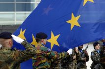 Европа, армия