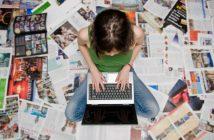 лаптоп, новини, медии, млади