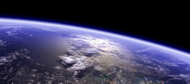 Земя, планета, космос, изглед, гледка
