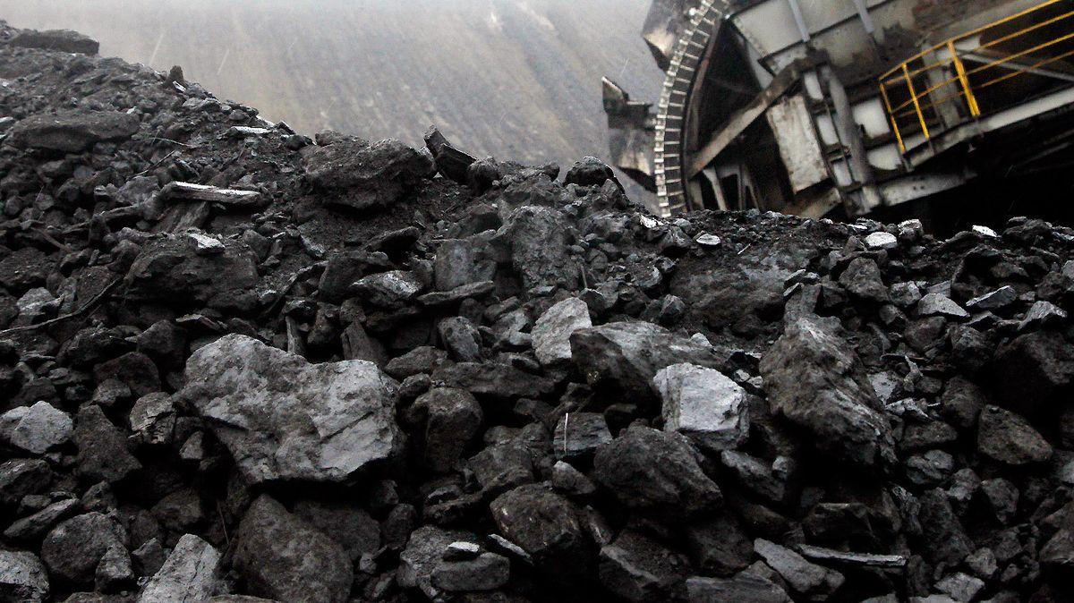 въглища, отополение