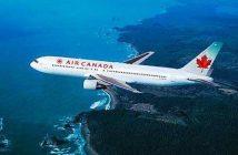 самолет, Канада