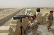 Иран, армия, граница, Ирак