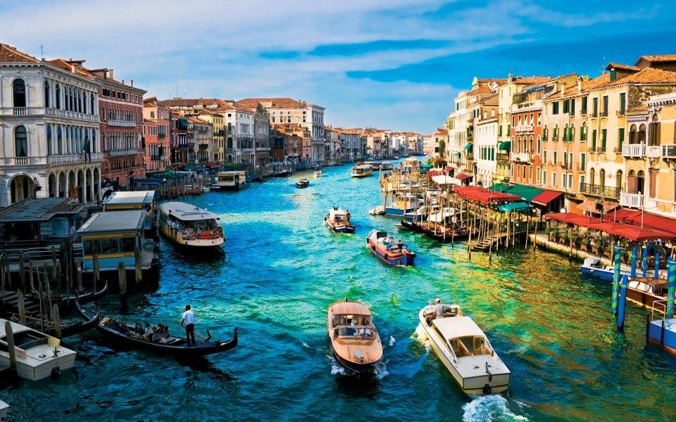 Венеция, снимка: bohemia.bg