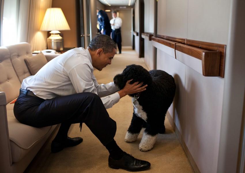 Барак Обама и Съни