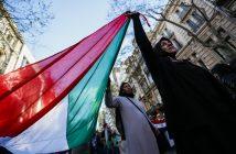 Палестина, флаг