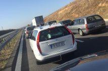 задръствания-тракия магистрала