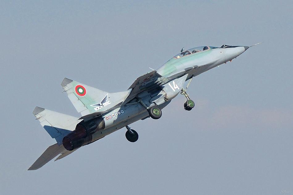 български военновъздушни сили