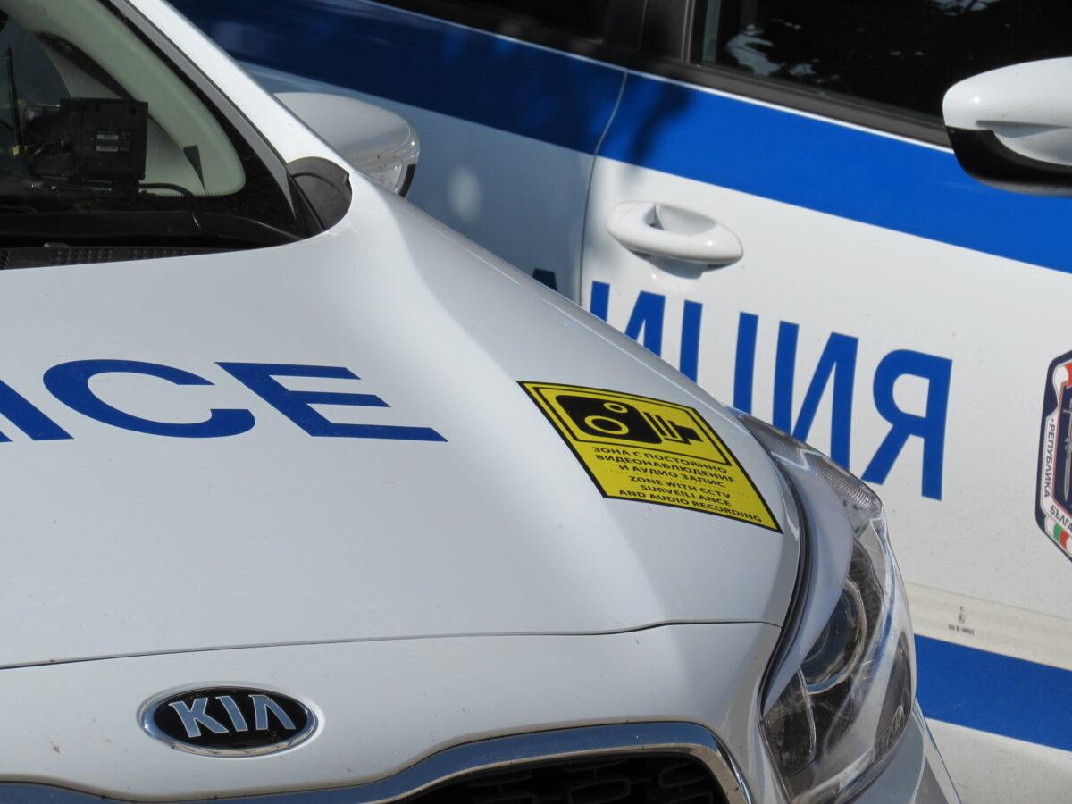 полиция радар кола