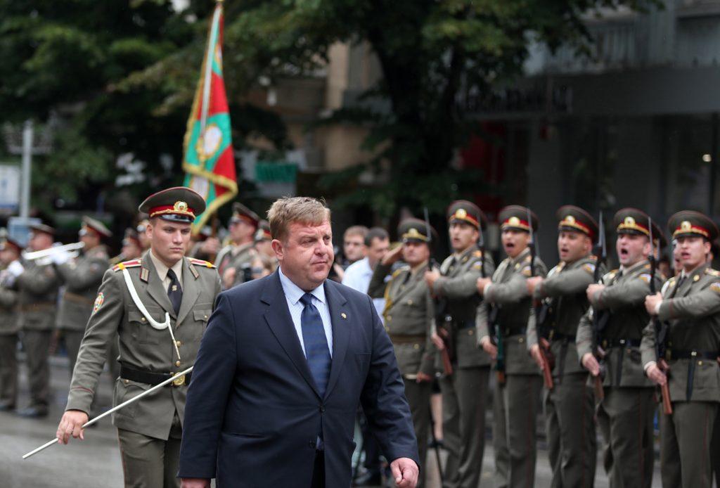 Каракачанов парад