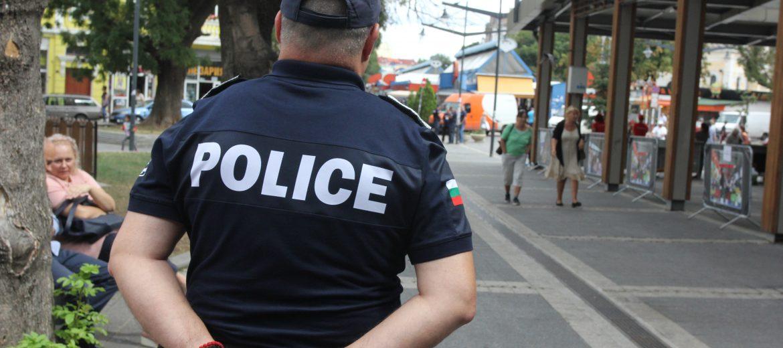 полиция Женски пазар