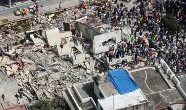 At least 149 dead after 7.1 magnitude earthquake hits central Mexico