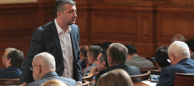 Драгомир Стойнев, НС, снимка: БГНЕС