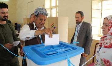 референдум Кюрдистан