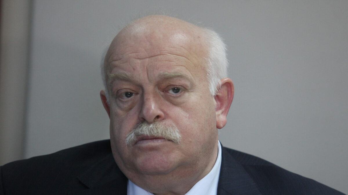 Председателят на УС на АПИ инж. Дончо Атанасов