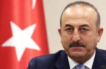 Чавушоглу Турция външен министър