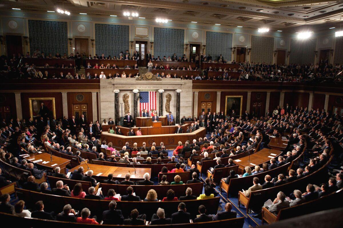 U.S.-Senate САЩ сенат