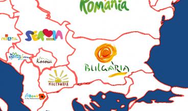 туризъм,  туристическо лого