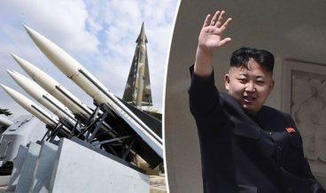 Северна Корея бомба Ким чен Ун