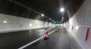 """тунел """"Витиня"""". магистрала, път"""