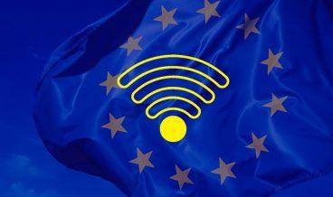 wifi4eu, европейски съюз, безжичен интернет
