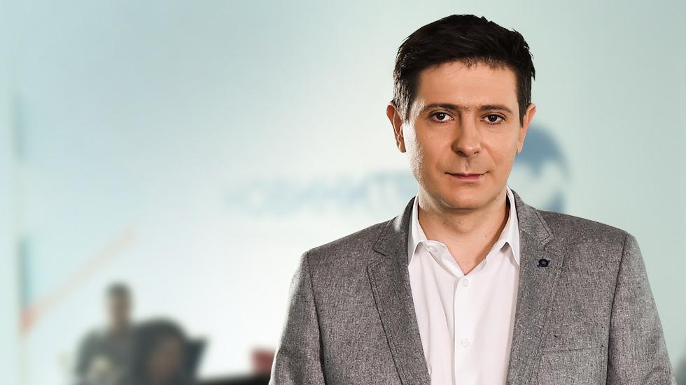 Виктор Николаев, снимка: NOVA