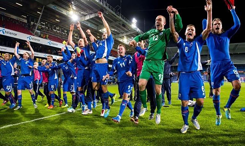 Исландия, футбол