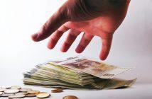 финансова измама, пари