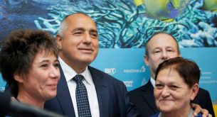 Borissov: We have to work so that people do not need to come in