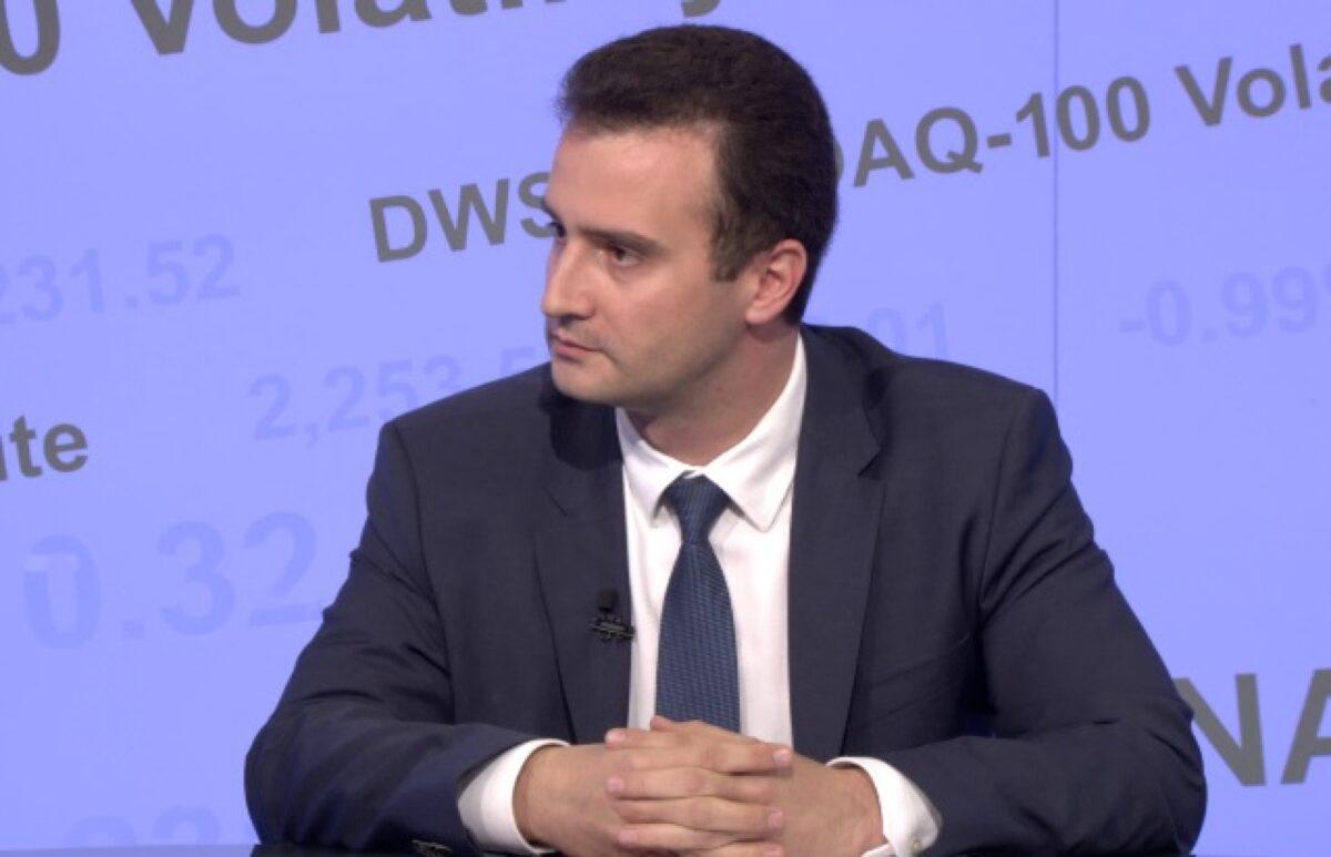 заместник-министър на енергетиката Жечо Станков снимка: Bloomberg TV Bulgaria