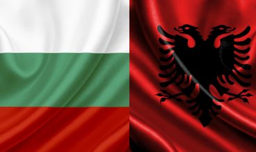 българия албания