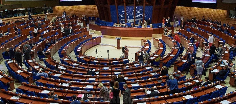 Парламентарна асамблея на Съвета на Европа