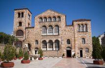 """Църквата """"Свети Димитър"""" в Солун"""