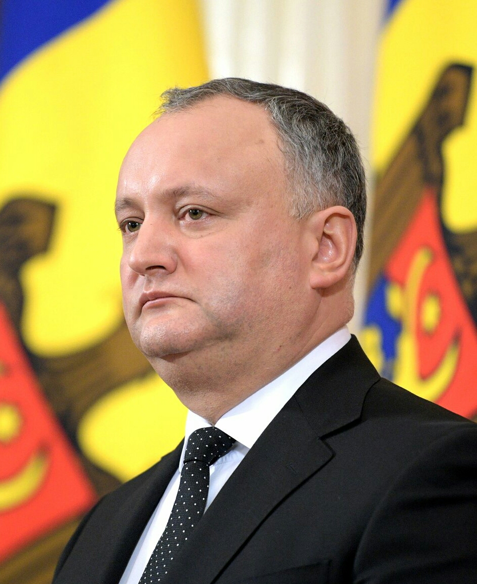 Игор Додон- Президент на Молдова