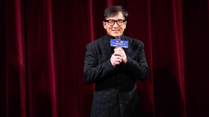 Джеки Чан, снимка: БГНЕС