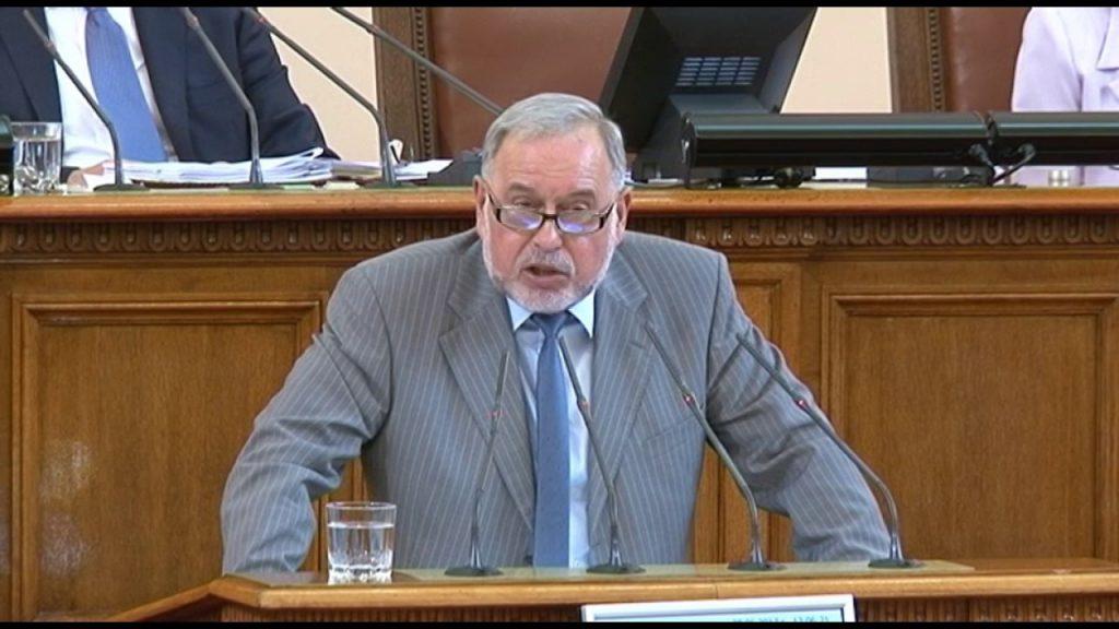 Славчо Велков, снимка: YouTube