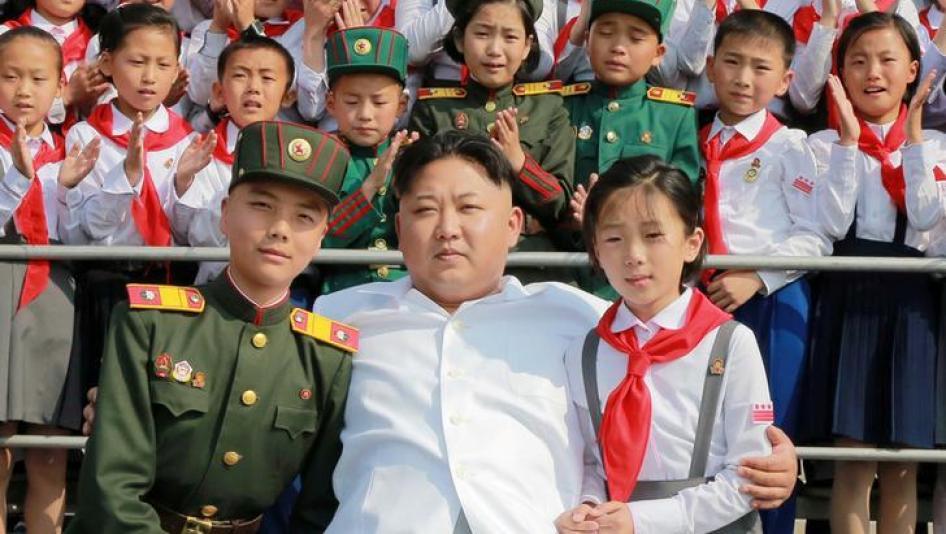 деца, Северна Корея