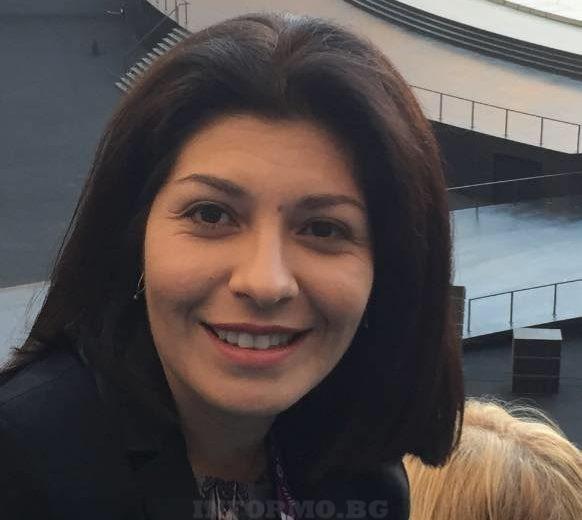 Севделина Арнаудова