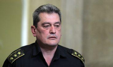 гл. комисар Николай Николов, снимка: БГНЕС