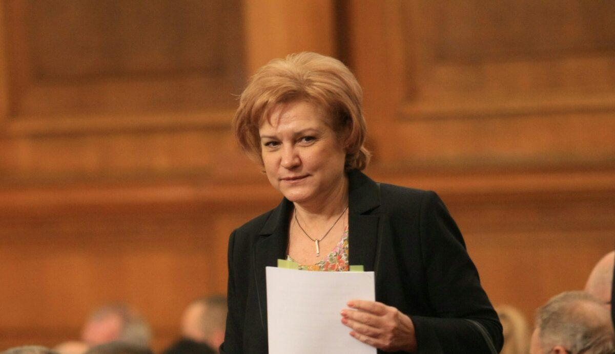 Менда Стоянова, снимка: БГНЕС
