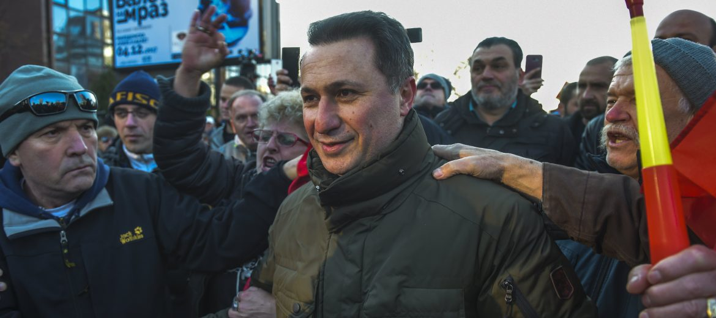 Никола Груевски, снимка: БГНЕС