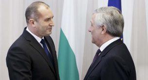 Румен Радев: Българските институции обединяват усилията си за успешното Председателство на Съвета на ЕС
