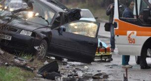 15-годишно момиче загина при тежка катастрофа на пътя Враца-Оряхово