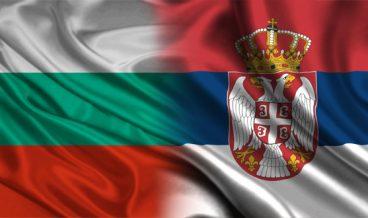 българия-сърбия-знамена