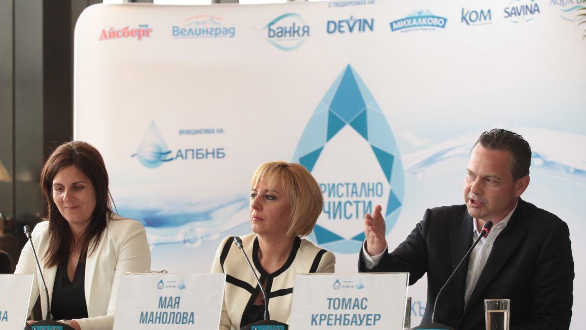 Томас Кренбауер, Мая Манолова