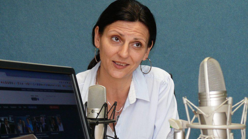 Йоана Христова, снимка: darikradio.bg