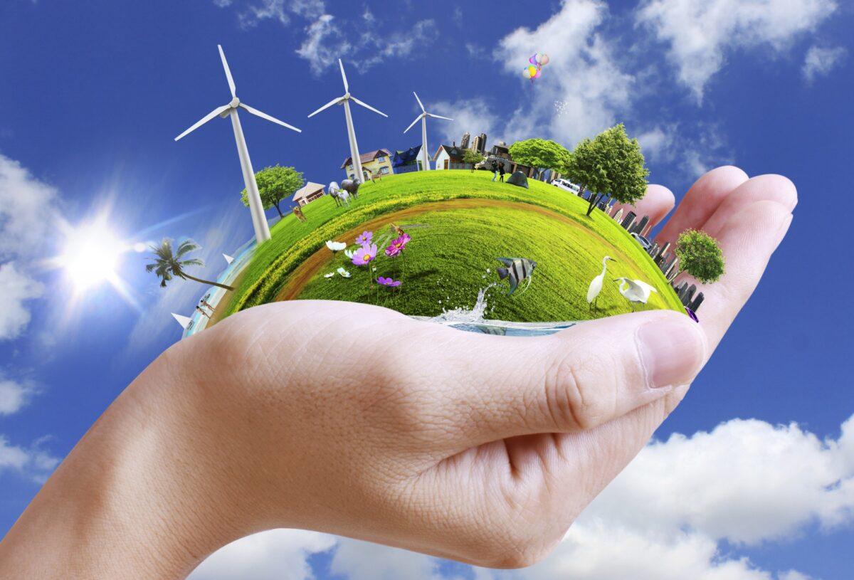 екология, околна среда