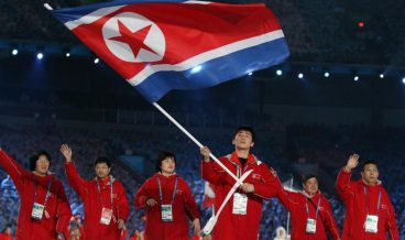 Северна Корея- спортисти