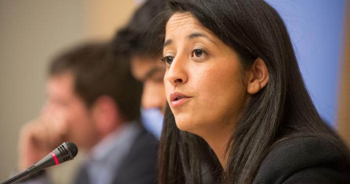 Карима Дели, снимка: UITP