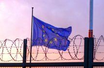 Шенген граница ЕС